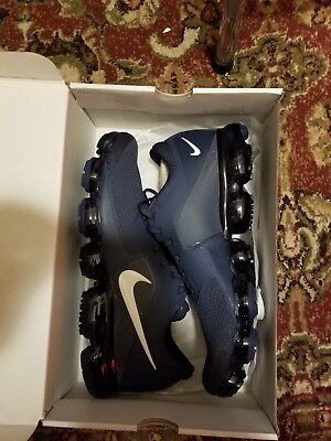 Nike Men's Air Vapormax NEW AUTHENTIC Thunder Blue/Navy AH9046-401 size 14