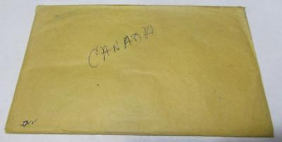 Canada 1968 6 Coin Uncirculated Proof Like Mint Set.  Envelope of Issue   #TF-56