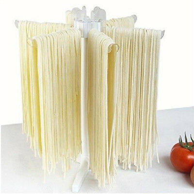 Pasta Drying Rack Collapsible Spaghetti Dryer Stand Noodle Drying Holder UK