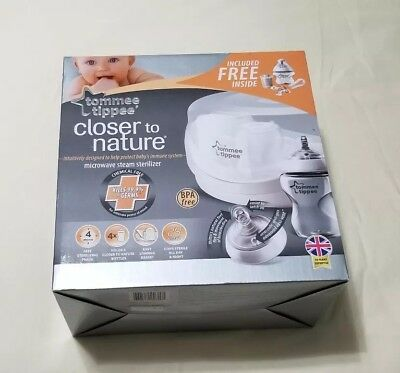 Tommee Tippee Microwave Steam Sterilizer (Discontinued by Manufacturer)