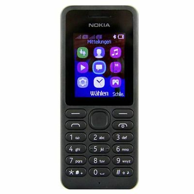 Nokia 130 Dual Sim Tasten Handy Bluetooth MP3 Player Akku inkl. Wertkarte RWN22
