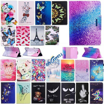 "For Samsung Galaxy Tab A A6 7"" 8"" 10.1"" 10.5 T590 T580 Tablet Leather Cover Case"