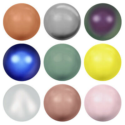 Genuine SWAROVSKI 5810 Crystal Round Classic Pearls * Many Colors & Sizes