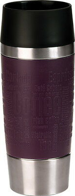 EMSA Travelmug thermobecher 0,36 L Brombeer