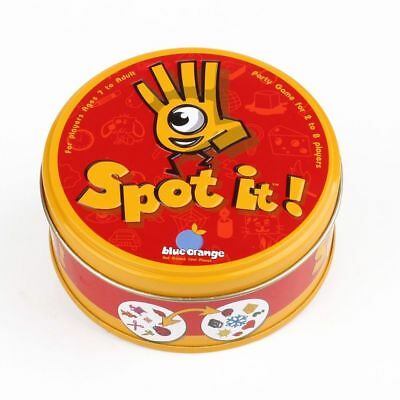 UK Spot It Game Funny Card Game  Dobble Board  For kids Family Gathering Party