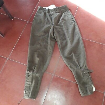 pantalon golf modele 1938 france 1940 BE tres grande taille