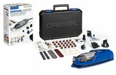 DREMEL 4200-4/75 Rotary Multi-tool +75 ACCESSORIES +CARRYING CASE NEW