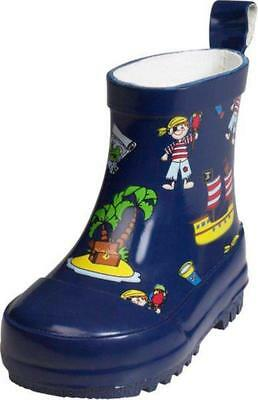 Gummistiefel Pirateninsel Gr.21, 1Paar