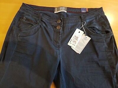official photos for whole family release date: CECIL DAMEN JEANS Hose New York blau Loose fit Neu W32/L32 ...