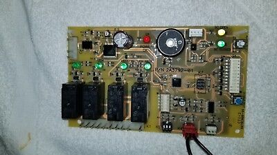 Hoshizaki Ice Machine Control Circuit Board 2A3792-01