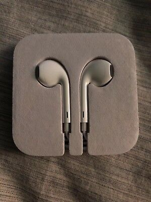 Authentic Apple Earpods iPod Touch 3.5mm Jack Headphones - No Remote & Mic