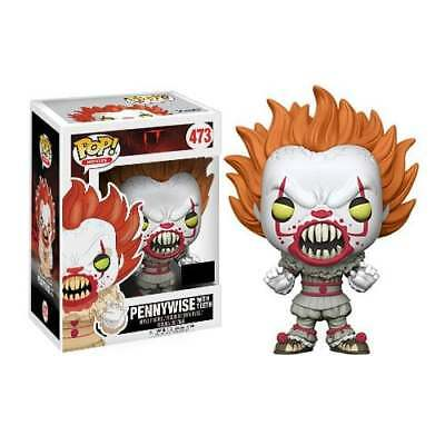 POP! Movies - IT (2017) #473 Pennywise with Teeth