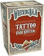 Wrecking Balm Tattoo Fade System for Removing Tattoos - New