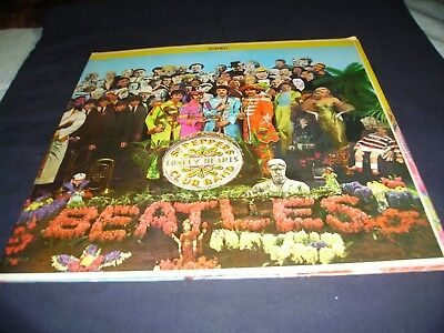 Sgt. Peppers Lonely Hearts Club Album-Beatles 1967