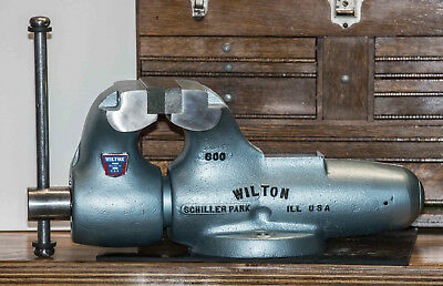 Wilton 600N Bench Vise,  LOCAL PICKUP ONLY SALE