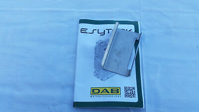 E.SYTANK DAB booster Cover Metal Clips Lock