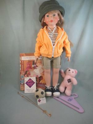 Tonner Magic Attic *Alison* Doll Tagged Clothing & Accessories Original Box
