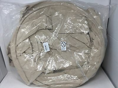 "(Closeout) ABN 5629 Canvas Wheel Covers 32"" 4pack - RV, Camper, Trailer, Car"
