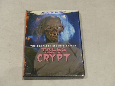 Tales From The Crypt: The Complete Seventh Season (Season 7) Dvd Set New