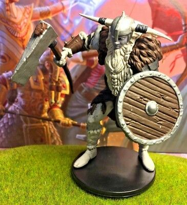 Frost Giant D&D Miniature Dungeons Dragons pathfinder tyranny 27 warrior lord Z