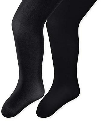 NEW HANES BIG GIRLS PREMIUM 2-PACK SOLID OPAQUE TIGHT PANTYHOSE STOCKINGS 71096