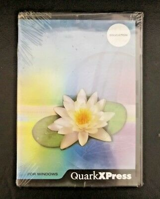 QuarkXPress 6.0 Academic/Education for Windows.