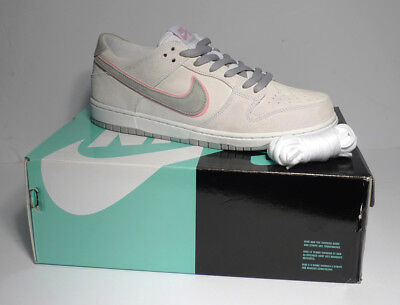 online retailer 82323 800d8 Nike sb - Zoom Dunk Low Pro IW - White Perfect Pink-Flt Silver