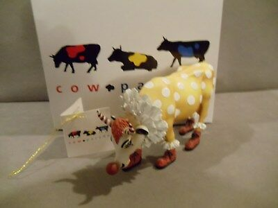 Cows On Parade: You Can't Have A Parade Without A Clown, Ceramic