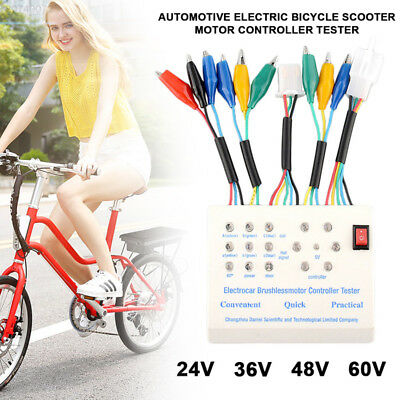 8496 Portable E-Bike 24V/36V/48V/60V Motor Drives Vehicle Car