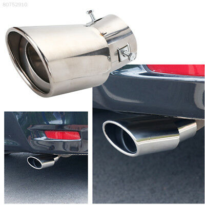 D466 Stainless Steel Diameter 63-86mm Auto Car Accessory Exhaust Car Tail Pipe