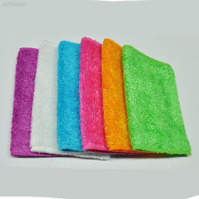 23FF 10pcs Dish Towel Dishcloth Cleaning Cloths Kitchen Towels Duster Cloth