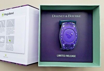 Disney World MagicBand Dooney & Bourke Madame Leota Haunted Mansion Magic Band