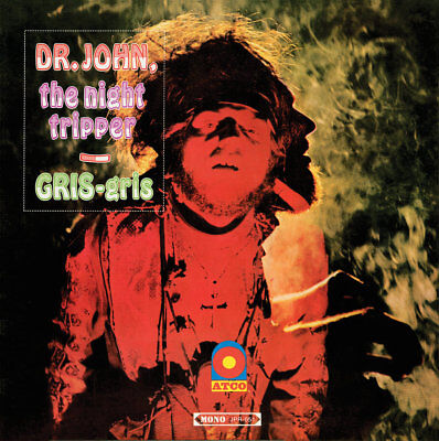 "Dr. John ""Gris Gris"" - Mono - NEW SEALED VINYL LP COLORED - Jackpot Records"