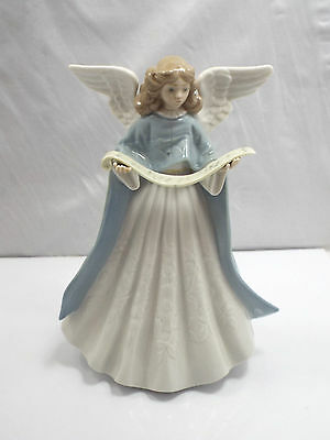 Lladro Figurine #5719 Angel Tree Topper, with box