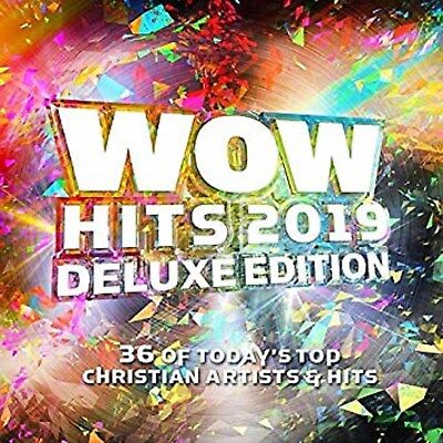 Various Artists- WOW Hits 2019 [Deluxe Edition] [2CD]