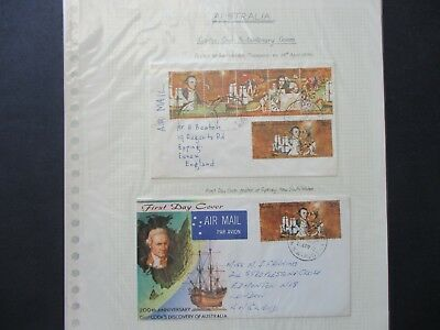 Australian Stamps: Mint Decimal Collection on Pages - Great Mix  FREE POST (D91)