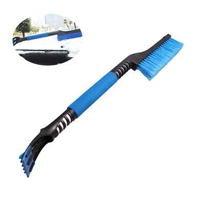 Large Car Vehicle Winter Snow Ice Scraper Snow Brush Shovel Removal Tool New MS