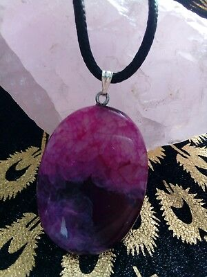 geode crystal  ,,stunning pendant, necklace..