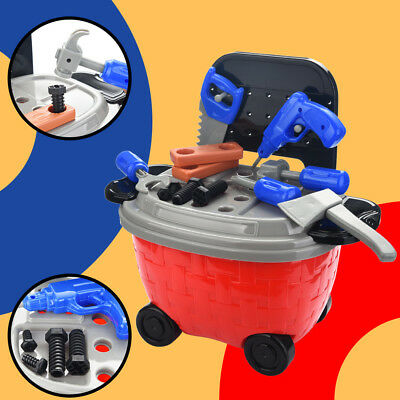 24 Pcs Kids Toy Tools Set Fun Tool Box Set For Kids Educational Toy Best Gifts