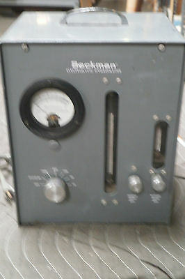 BECKMAN EH (ELECTROLYTIC HYGROMETER) MOISTURE ANALYZER Model 17901