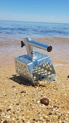 Sand scoop - beach coin jewellery prospecting metal detecting - 100% Aussie Made