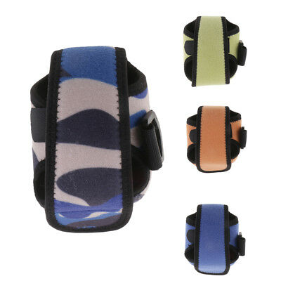 Soft & Elastic Fishing Reel Protective Case Cover Pouch Portable Storage Bag