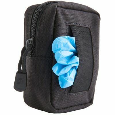 5.11 Tactical Disposable Glove Unisex Pouch - Black One Size