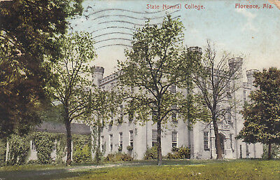FLORENCE , Alabama , 1908 ; State Normal College