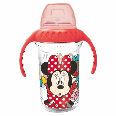 Disney Minnie baby toddler silicone sippy training tumbler
