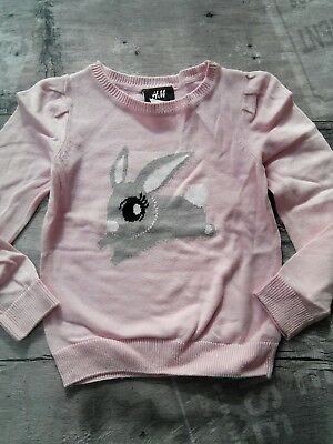 pull lapin H&M 18 mois