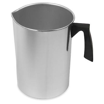 Your Crafts Wax Melting/Pouring Pitcher Jug - Aluminium Pot For Candle Making