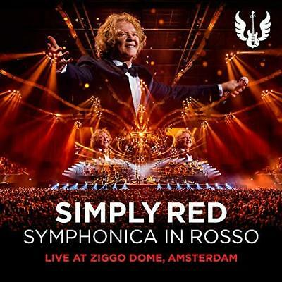 Simply Red - Symphonica In Rosso  Live At Ziggo Dome, A