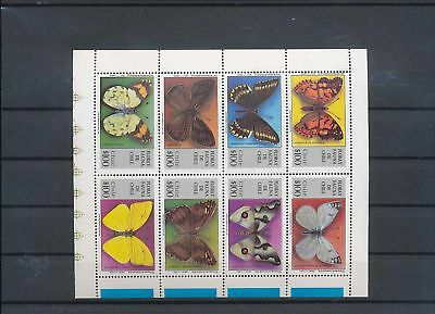 11958 / Fauna ** MNH Block Chile Schmetterlinge