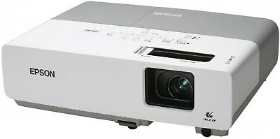 EPSON EMP-83H LCD Projector - 347 hrs (HIGH Brightness) 107 hrs (LOW Brightness)